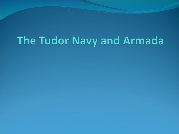 The tudor navy and armada