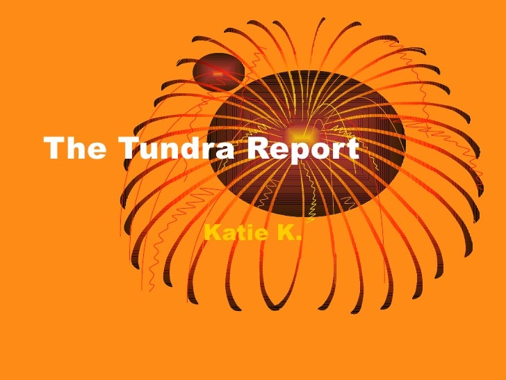 The Tundra Reportkemen
