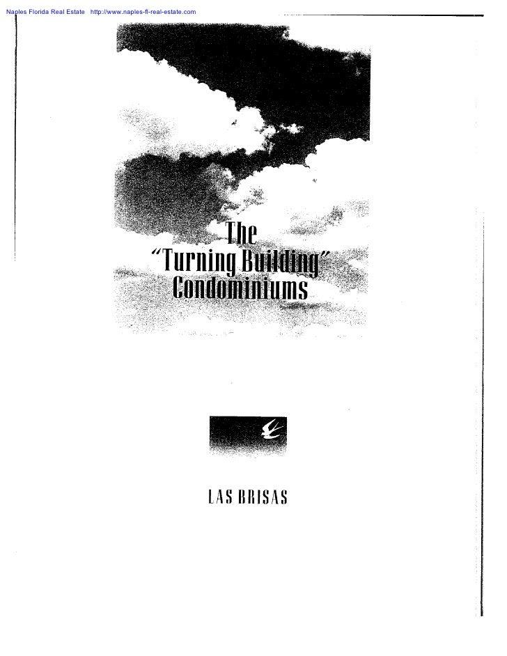 The turning building condominiums at las brisas naples florida.text.marked