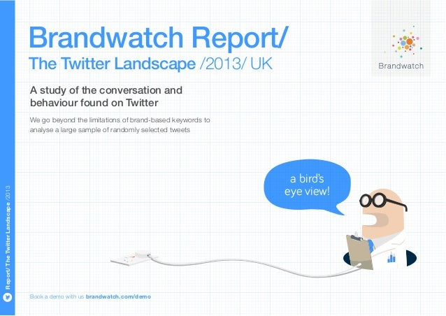 The Twitter Landscape 2013: A Study of Conversation on Twitter