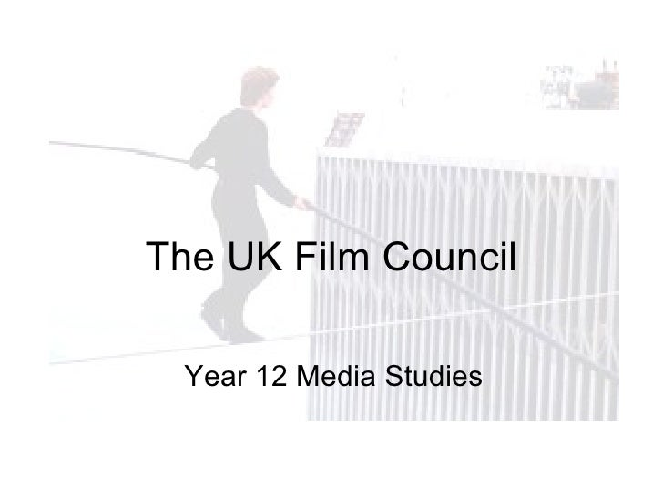 The Uk Film Council