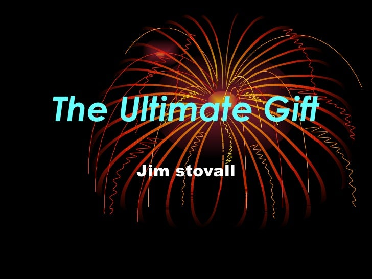 The ultimate gift_209