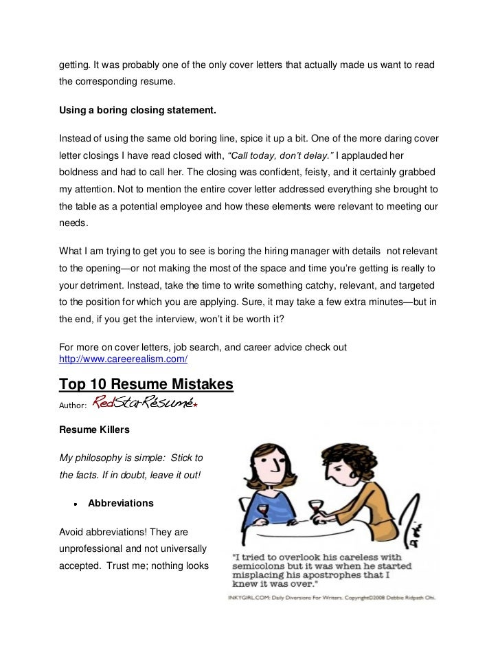 kick ass cover letter business resume writing job hunting