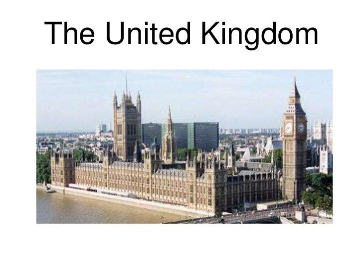 The united kingdom parliament