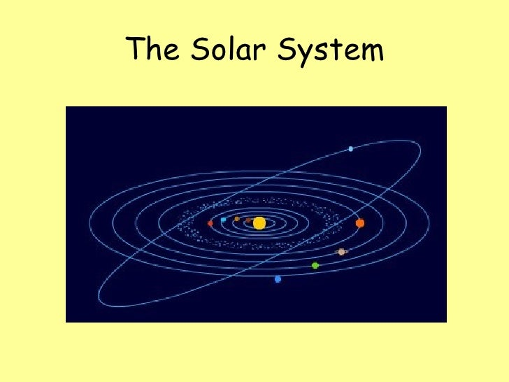 The universe.unit6.theplanets.powerpoint