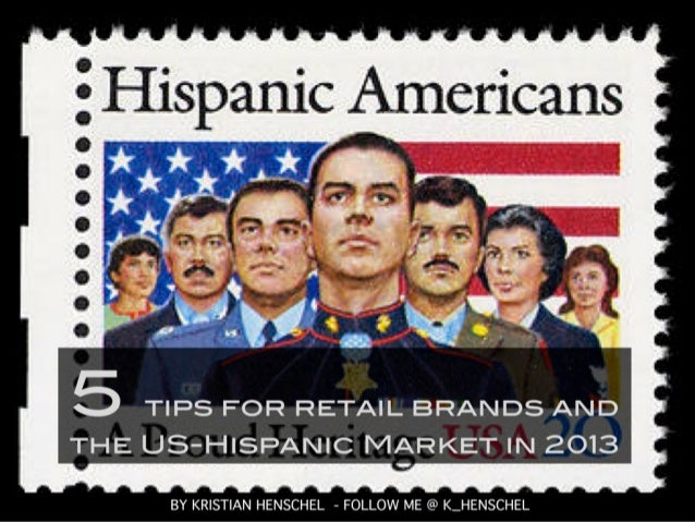 The US-Hispanic Market in 2013