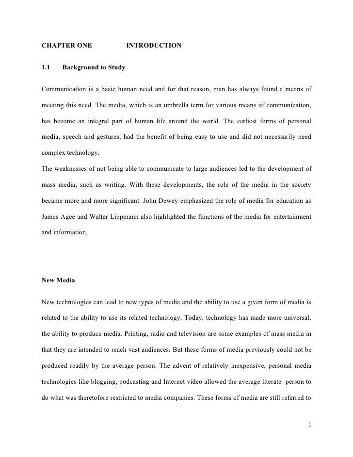 Effect Of Social Media Essay Topics - image 7