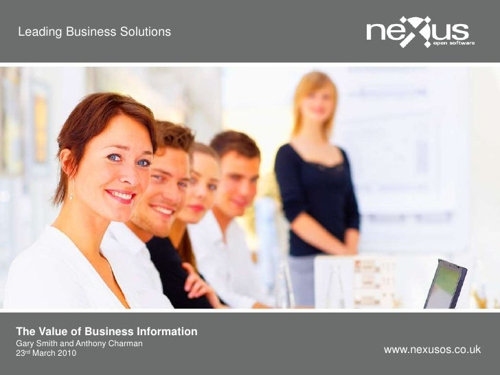 Leading Business Solutions<br />