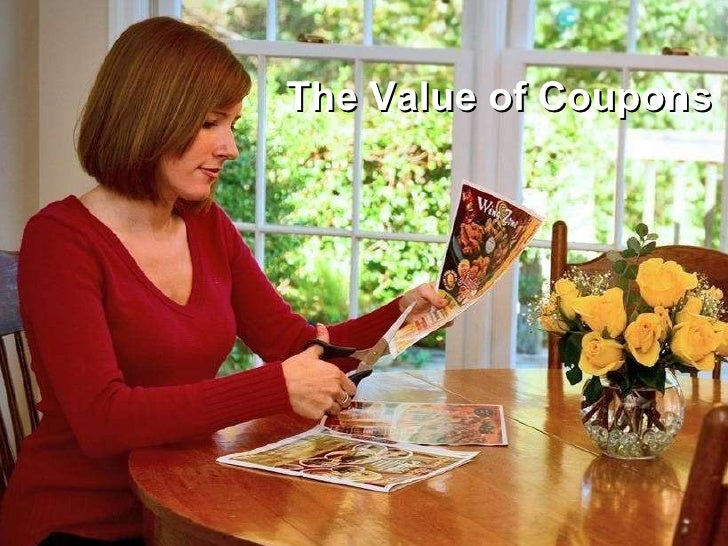 The Value of Coupons