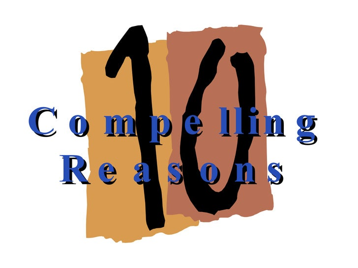 Compelling Reasons