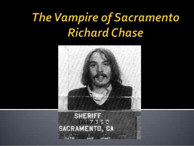 The vampire of sacramento(CH)