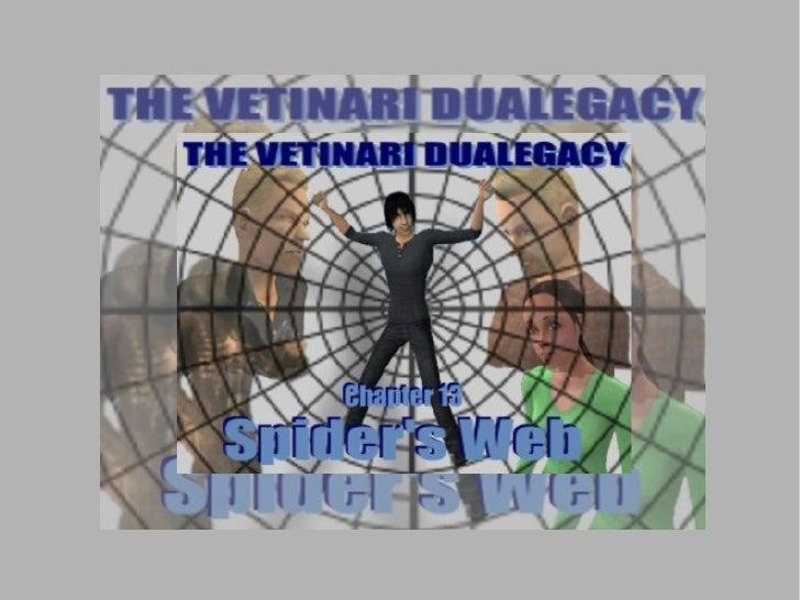 The Vetinari Dualegacy Chapter 13