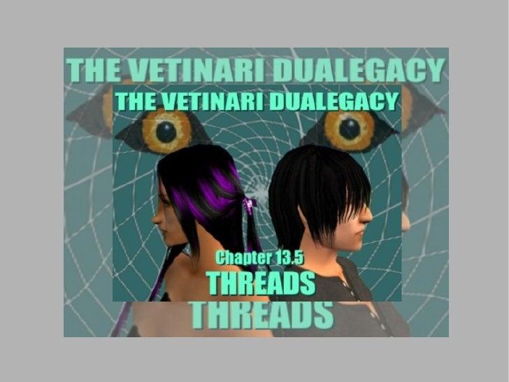 The Vetinari Dualegacy Chapter 13 5