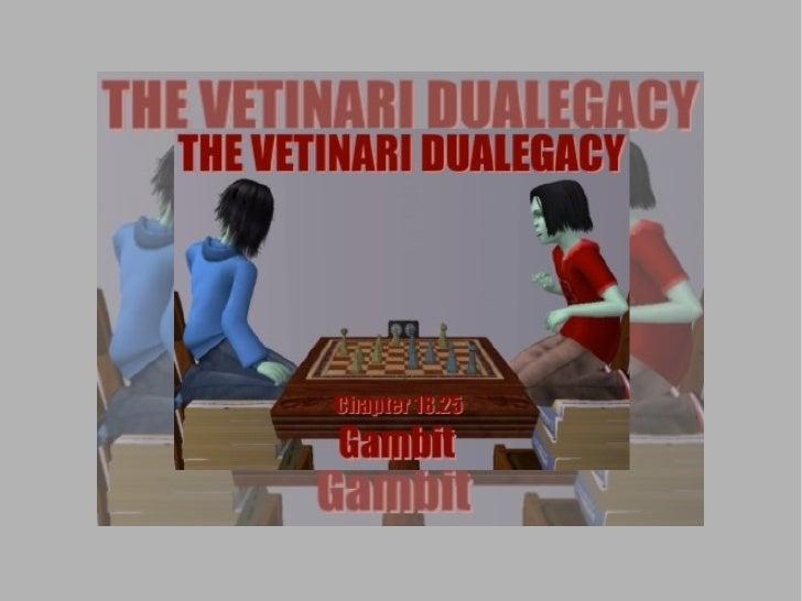 The  Vetinari  Dualegacy  Chapter 18 25