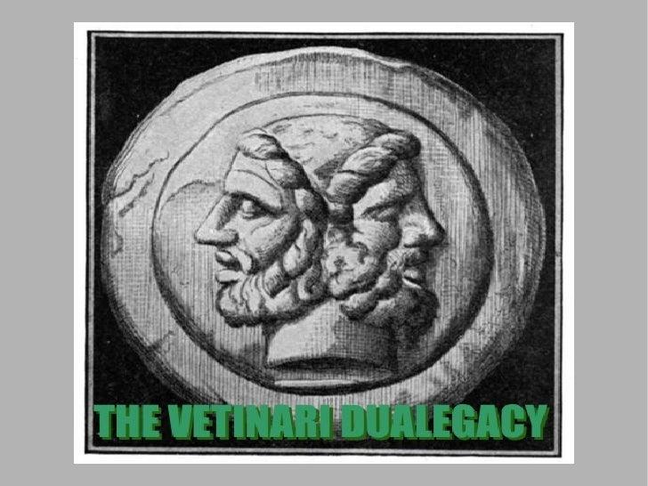 The Vetinari Dualegacy Chapter 4