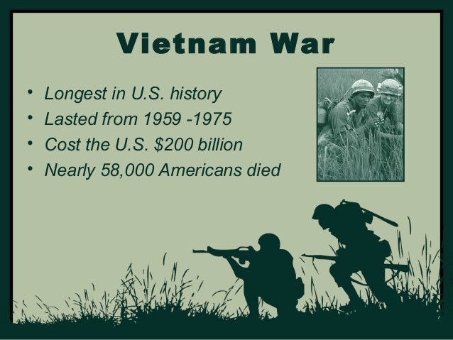 the vietnam war and its effects After the war vietnam veteran art oral history is another way veterans opted to record their experiences of the vietnam war and ongoing impact on their families.