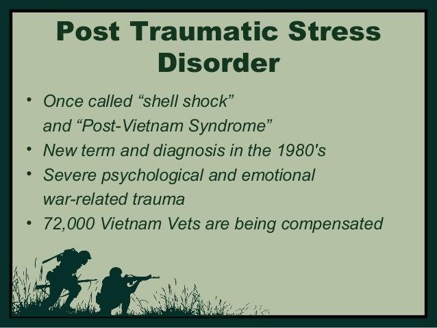 Posttraumatic Stress Disorder Summary