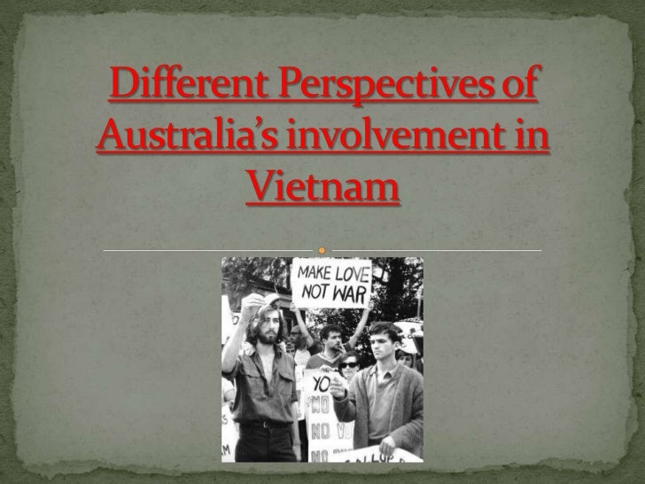 australias involvement in the vietnam war How can the answer be improved.