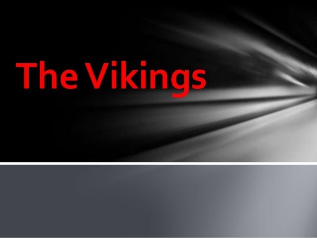 The vikings by luisne corey
