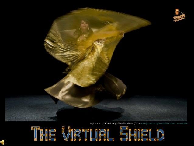 The Virtual Shield by Suy / São Ludovino