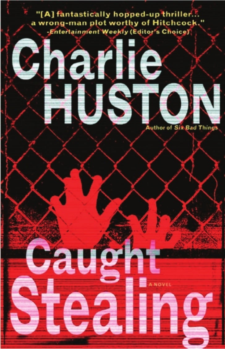 Dear Reader,You've just downloaded a free copy of CAUGHTSTEALING by Charlie Huston. Lucky you. I thinkyou'll agree that Hu...