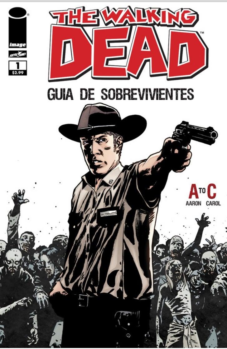The walking dead survivor guide #1 completo