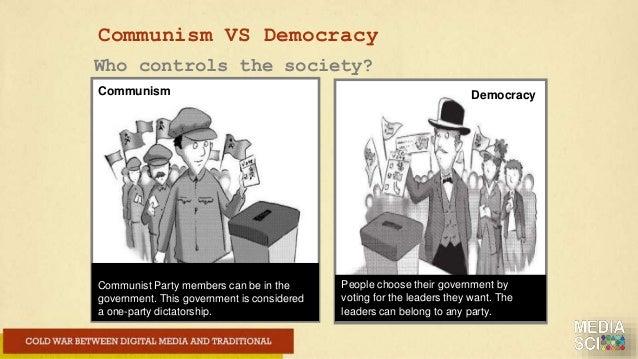 communism vs democracy