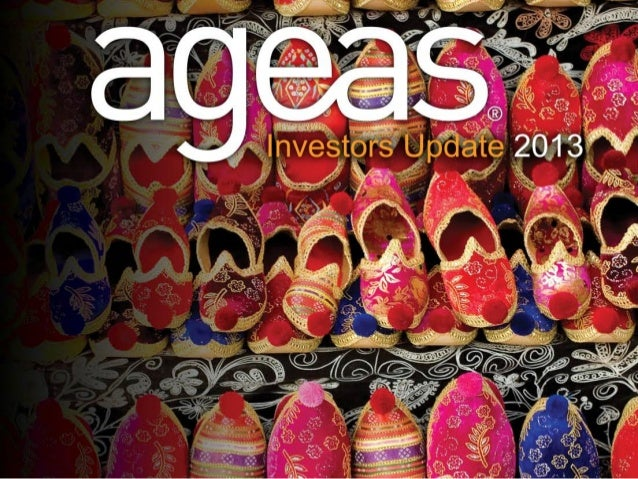 Ageas Investor Update I Andaz Hotel London I 18 September 2013  0