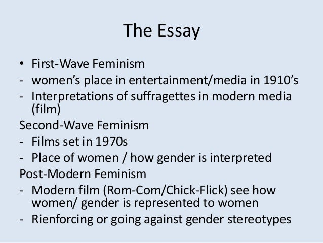 gender stereotypes in media essay