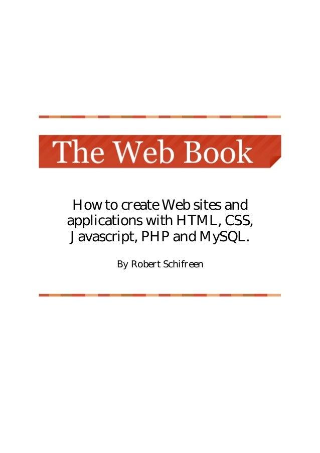 The web book a4-hm