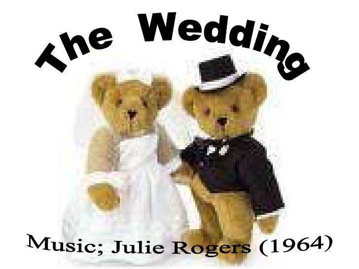 The  Wedding Music; Julie Rogers (1964)