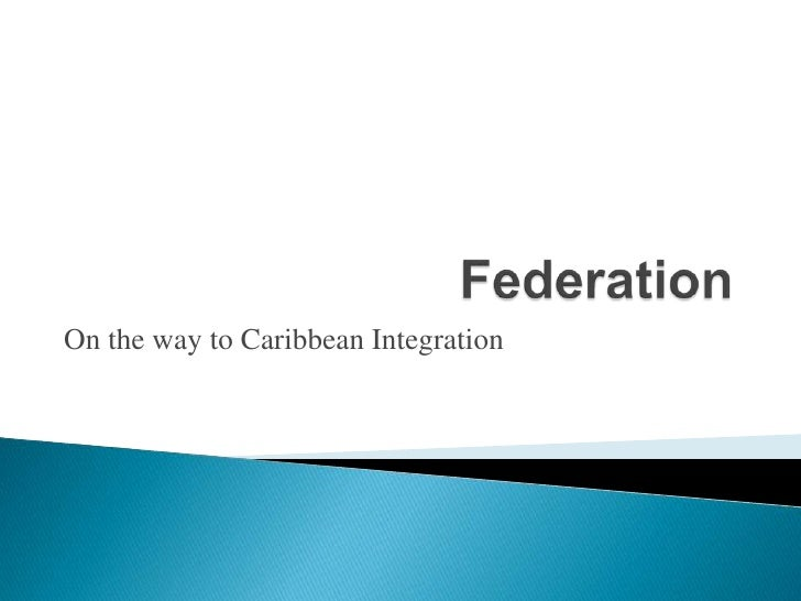 The West Indian Federation