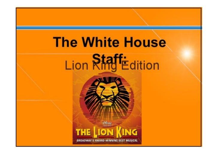 White House Staff