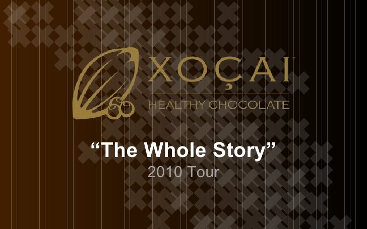 The whole story - Cocoa4You