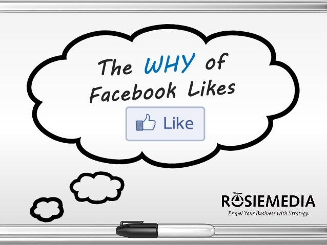 The Why of Facebook Likes