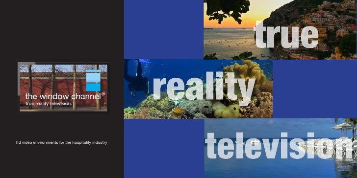 hd video environments for the hospitality industry                                                     television