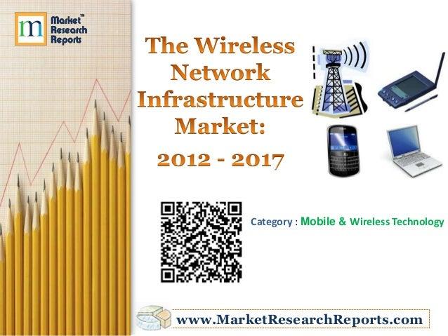 Category : Mobile & Wireless Technologywww.MarketResearchReports.com