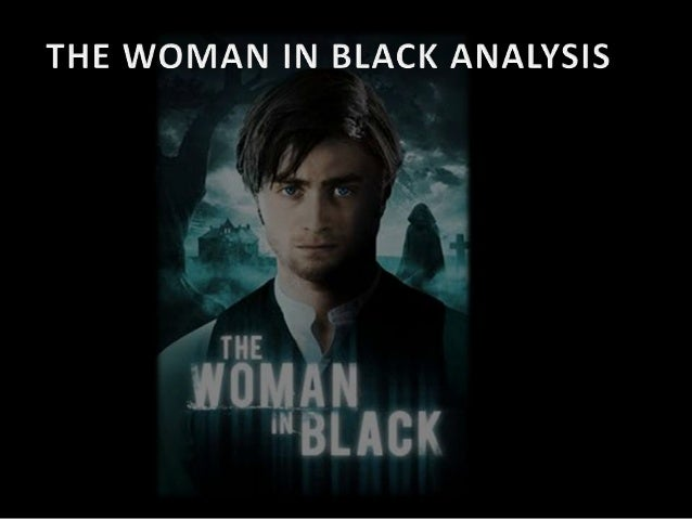 The Woman in Black - Trailer Analysis