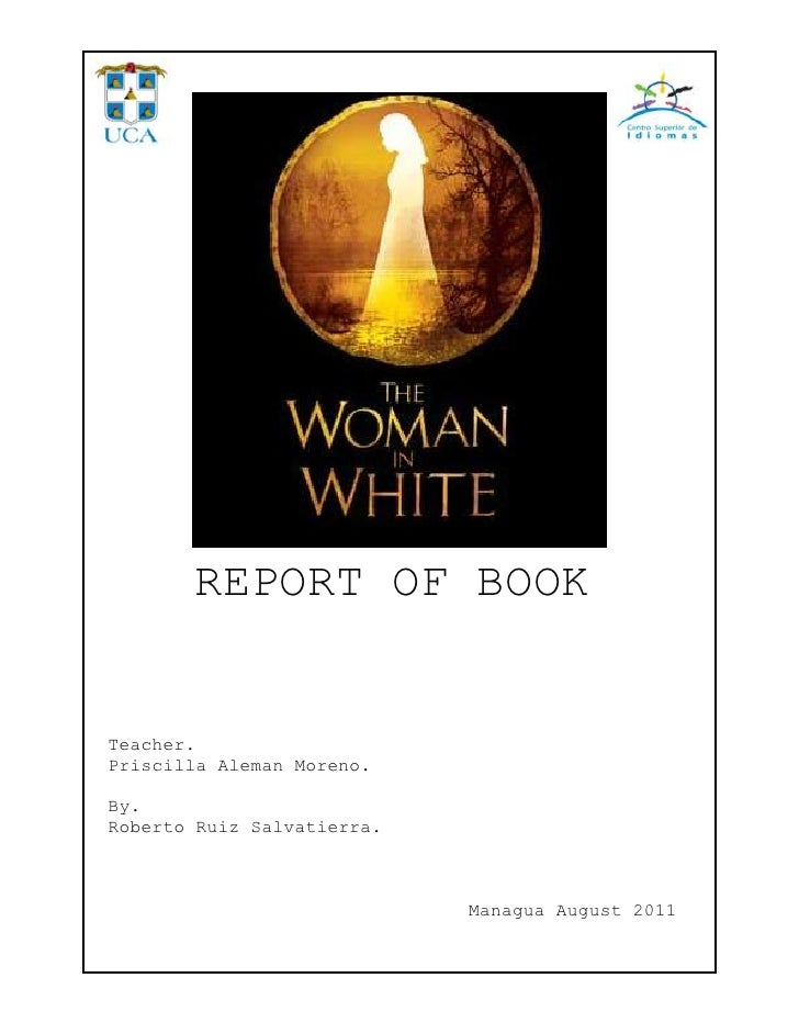 The woman in white summary