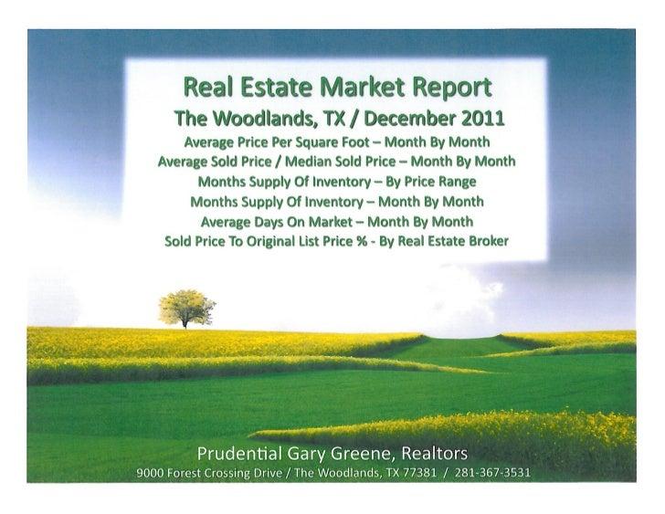 Market Share Totals                                                                 Prudential Gary Greene, Realtors      ...