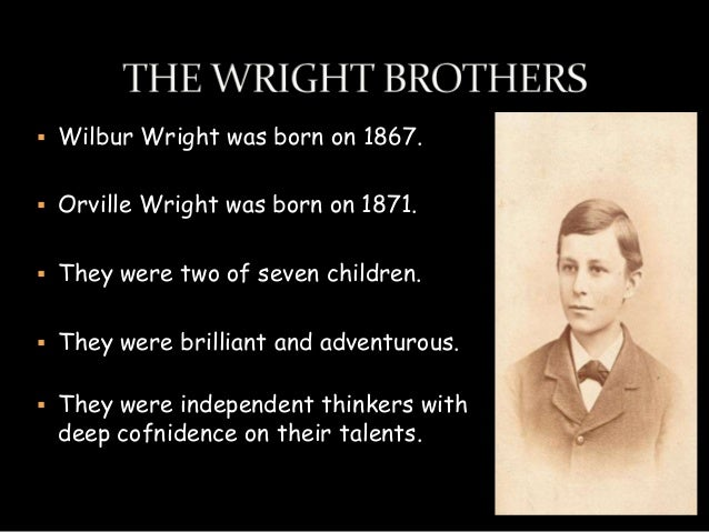 orville & wilbur wright biography