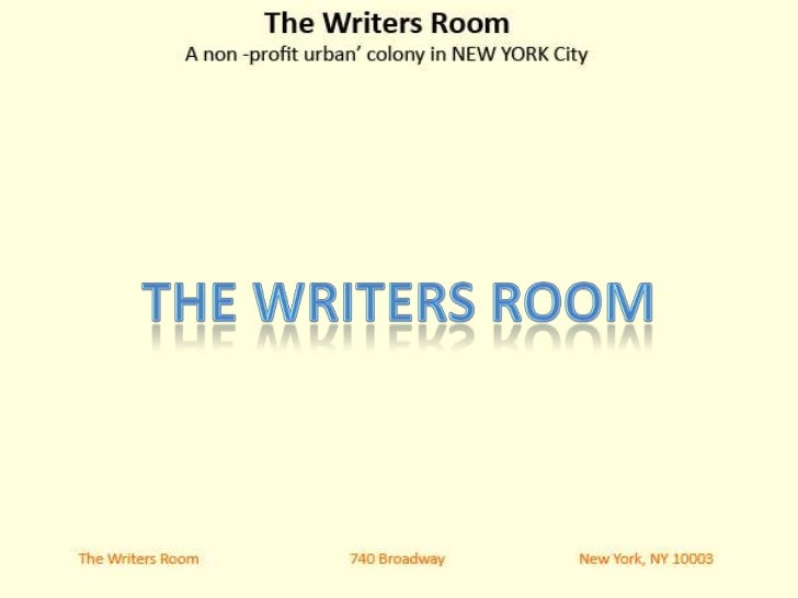Online, Creative Writing Workshop Mini Lessons Nyc : Writersroom