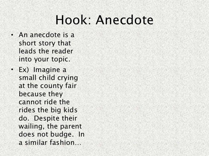 Anecdote In An Essay Wwf Tec