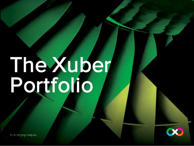 The Xuber Portfolio
