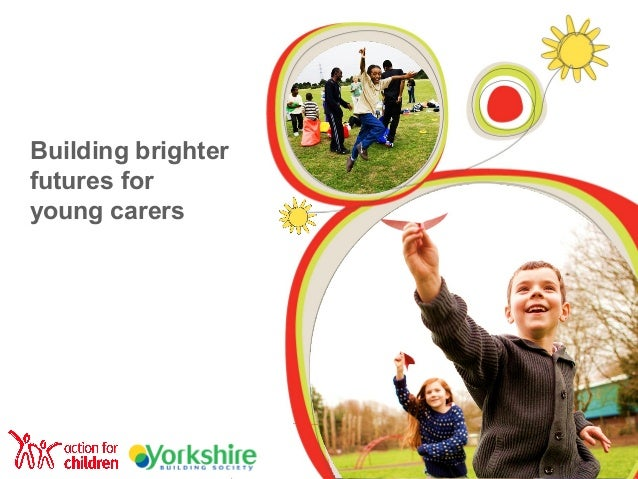 Building brighter futures for young carers