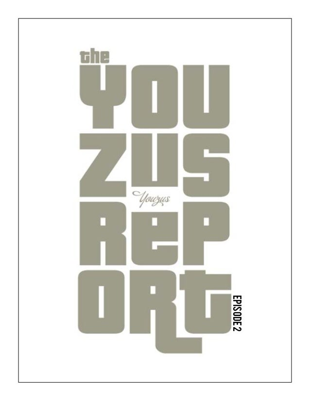 The Youzus Report, Canada's First Social Media Magazine: Episode 2