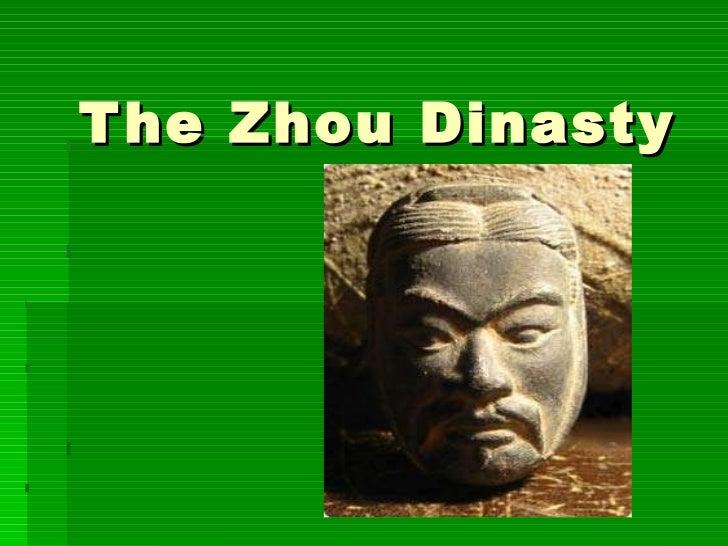 The Zhou Dinasty