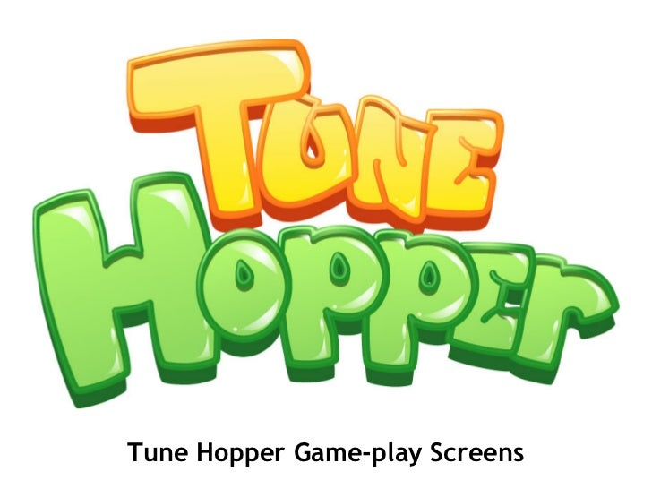 Tune Hopper - Gameplay