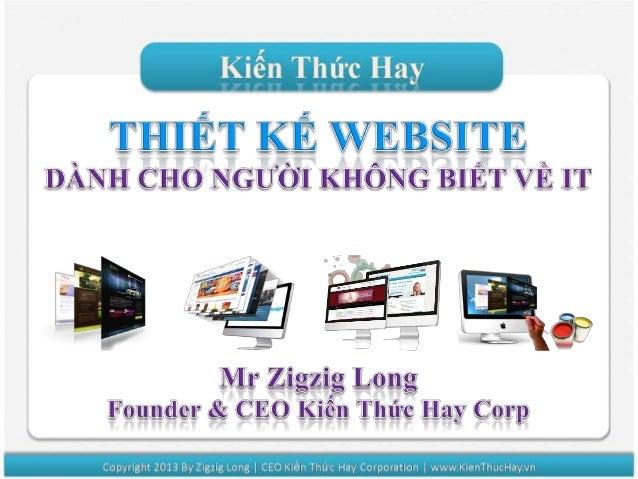 Thiet ke web co ban ( tham khảo trước khi tham dự khóa học )