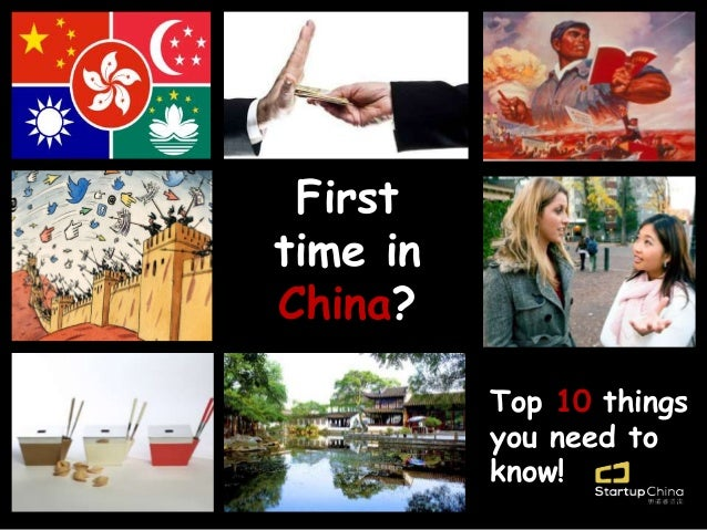 First Time in China? Top 10 Things you Need to Know!